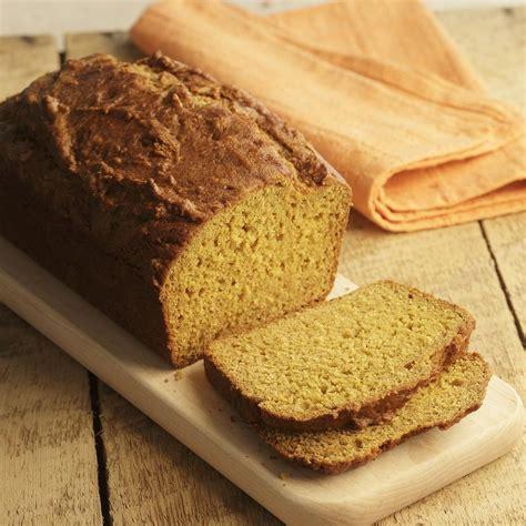 pumpkin bread recipe eatingwell