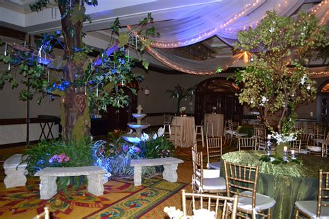 enchanted garden decoration enchanted prom theme prom themes enchanted garden and