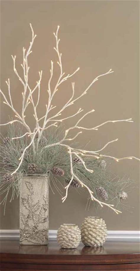 white branch tree with lights 22 best branch arrangements images on pinterest birch