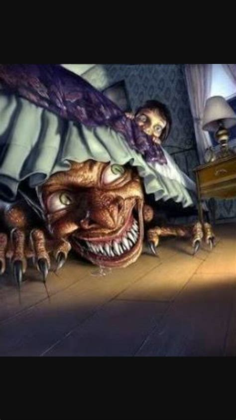 no mires debajo de la cama la tumba no mires debajo de la cama terror amino