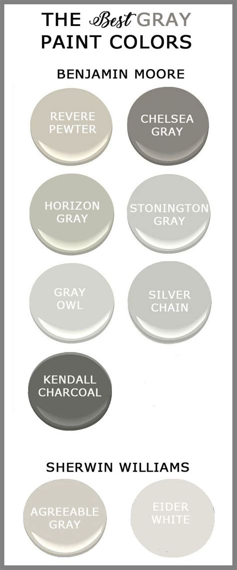 best warm gray paint colors 25 best ideas about best gray paint on pinterest gray