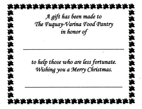 christmas donation request donate fuquay varina emergency food pantry
