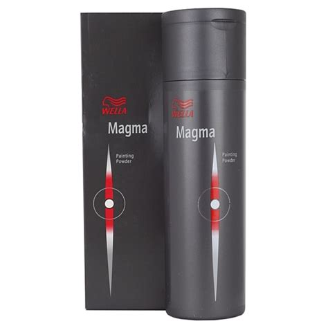 magma color wella professionals magma color meliertes pulver notino de