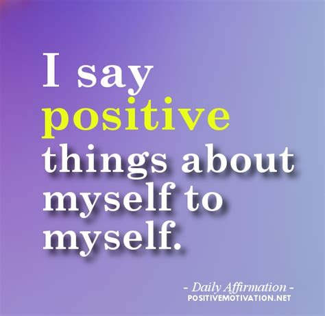 Quotes About Myself Positive Quotes About My Self Quotesgram
