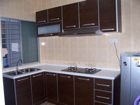design dapur apartment rumah cerita aku kisah aku hidup aku