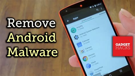 malware on android the easiest way to uninstall malware on an android device how to