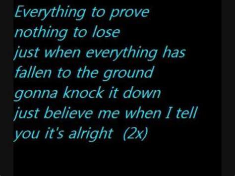 sum 41 pull the curtain lyrics sum 41 hooch lyrics youtube
