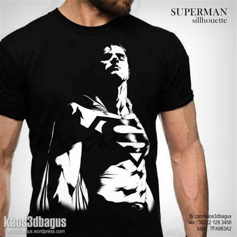 Kaos Batman Vs Superman Hitam kaos superman kaos logo superman kaos 3d kaos