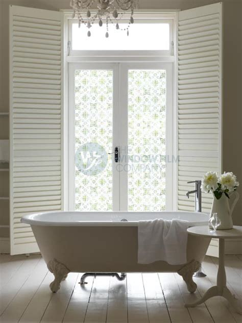 window film for bathroom frosted window films a selection of our designs patterns