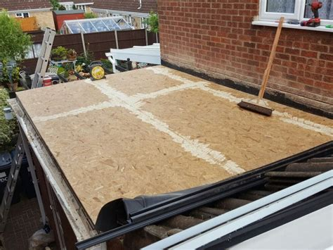 Cambridge Flat Roofing Epdm Rubber Epdm Rubber Roof