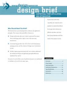 design brief template design brief template images