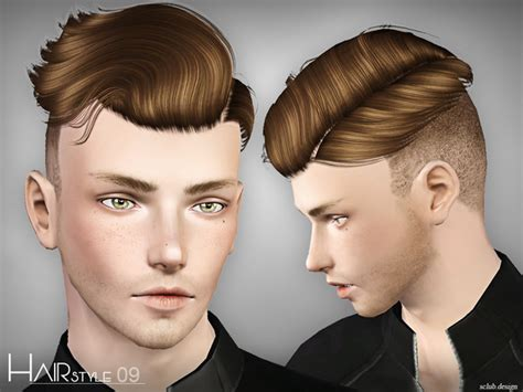 male styles for our sims page 3 the sims forums s club ts3 hair n9m