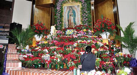 imagenes de arreglos florares virgen de guadalupe estiman venta de flores superior a 664 mdp por festejos de