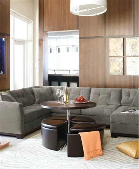 elliot sectional sofa collection contemporary