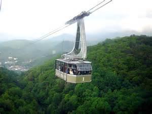 ober gatlinburg and its aerial tramway
