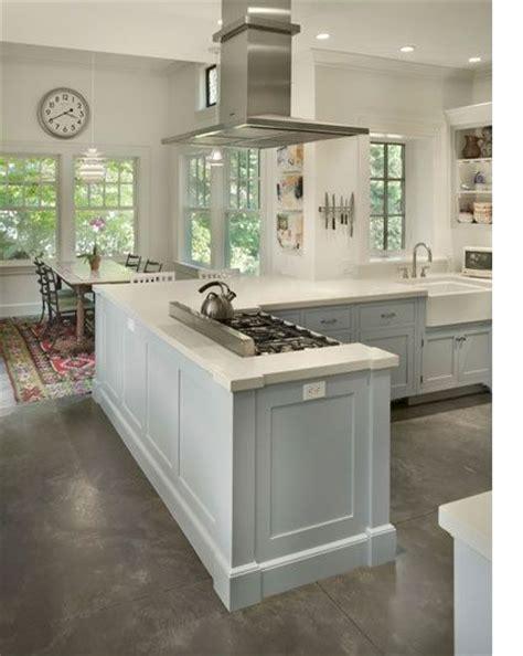 concrete kitchen floor 133 best concrete flooring images on homes