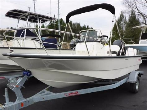 boston whaler boats michigan boston whaler 170 montauk boats for sale in michigan
