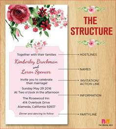 wedding invitation sle wording 50 wedding invitation wording ideas you can totally use