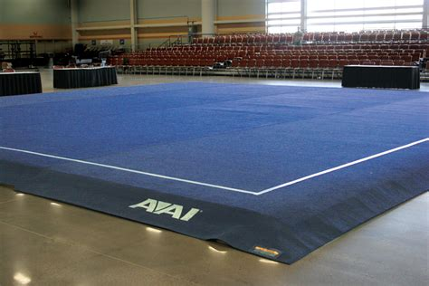 american elite artistic floor exercise system