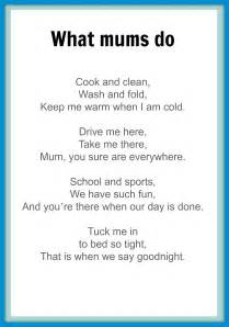 mothers day poems mothers day