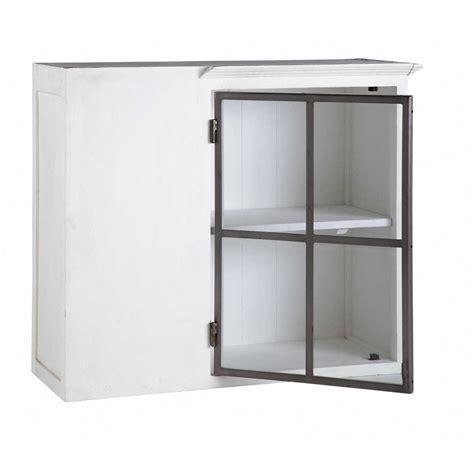 Exceptionnel Ikea Chaises De Cuisine #7: meuble-haut-d-angle-de-cuisine-ouverture-gauche-en-bois-recycle-blanc-l-94-cm-ostende-1000-16-38-140504_1.jpg