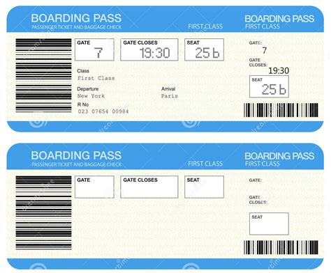 boarding pass 8 travel ticket designs design trends premium psd