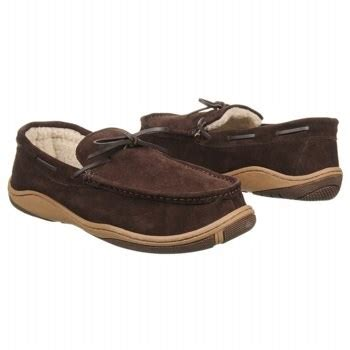 rockport house slippers rockport doug moccasin slipper brown