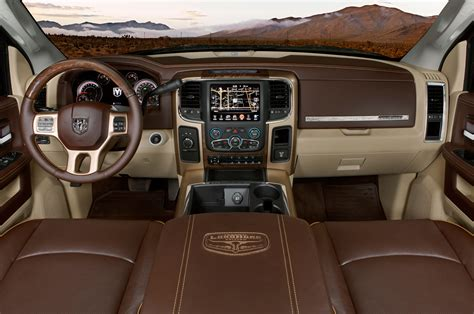 Laramie Limited Interior by What S In The 2014 Ram 1500 Laramie Longhorn Hodge