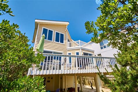 long island beach house rentals long beach island home rental 119 e south carolina avenue