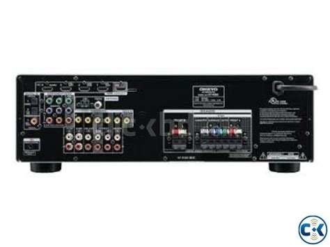 onkyo tx nr525 sound system 5 1 channel home theater clickbd