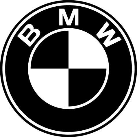logo bmw png bmw logo free vector 4vector