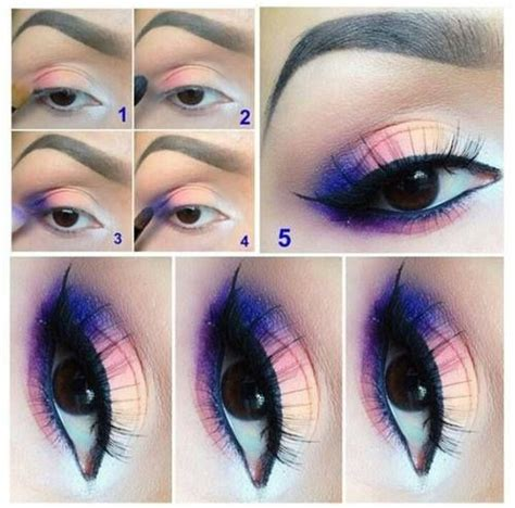 tutorial makeup peach photos new smokey eye makeup ideas