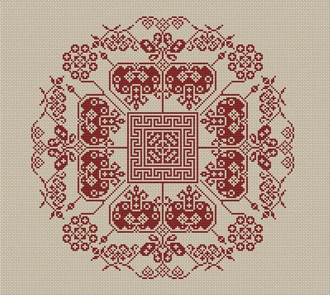 counted cross stitch ornament free patterns instant downloadfree shippingcross stitch pattern