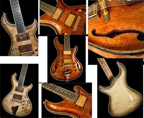 Handmade Archtop Guitars - custom arch top guitars handmade arch top guitars