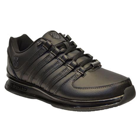 C N K Black k swiss k swiss rinzler sp leather black black n36