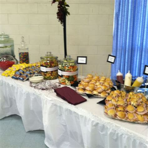 graduation party foods graduation parties and parties