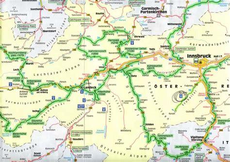 Motorradtouren Durch Ostdeutschland by Motorradtrip 214 Sterreich 2004