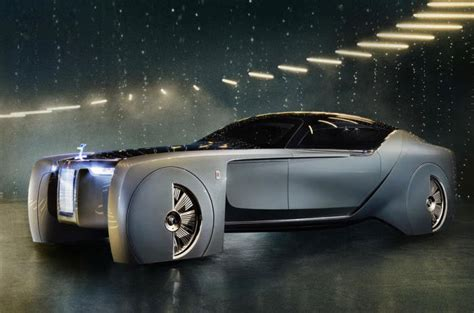 cool hybrid cars 3 cool car concepts by bmw rolls royce and mini