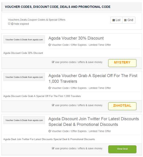 agoda voucher agoda singapore hotel promotions discounts 2016