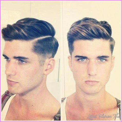 Hairstyle Guide by Mens Hairstyle Guide Latestfashiontips