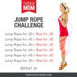Jump Rope Challenge on Pinterest   Jump Rope Workout, Jumping Jack