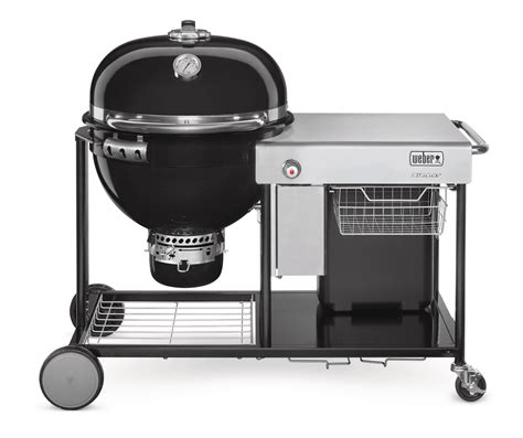 weber peaks with launch of ultimate summit charcoal grill