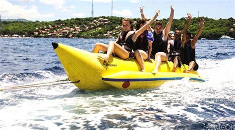 banana boat ride mauritius lembongan island beach club cruise klook