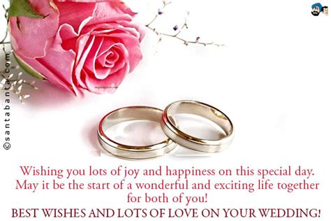 wedding wishes to wedding congratulation messages wedded bliss