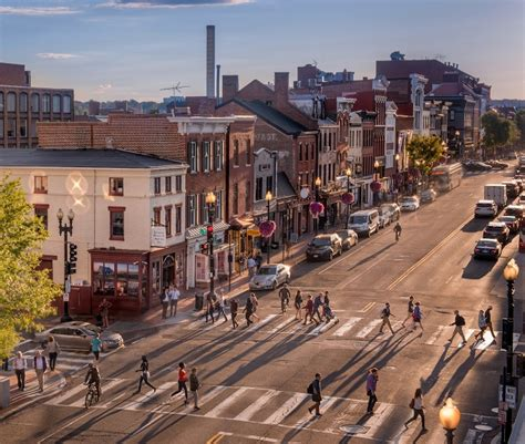Best Mba Schools In Dc by Georgetown Business Improvement District Washington Dc