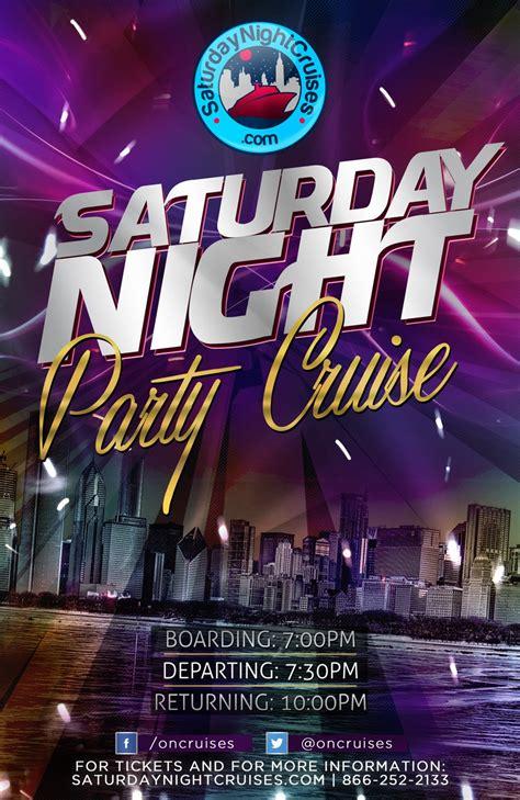 rock the boat saturday night cruise saturday night party cruise newyorkcruisetickets