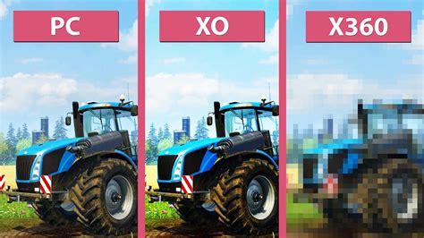 3d ls farming simulator 15 pc max vs xbox one vs xbox 360
