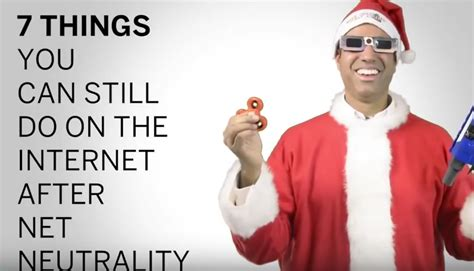 7 Things You Can Do On A Tight Budget fcc s ajit pai dressed up as santa and wielded a