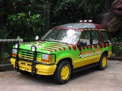 jurassic park car movie fate of the jurassic park explorers page 3 ford
