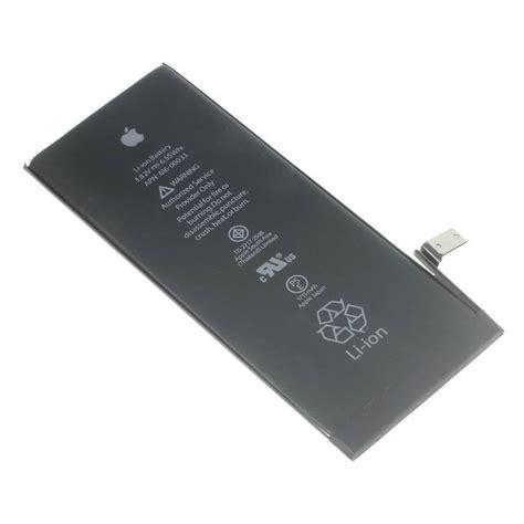 Unik Battery Apple Battery Iphone 6 Original Apn 616 0806 T1910 1 apple battery battery apn 616 00033 for iphone 6s original original solution